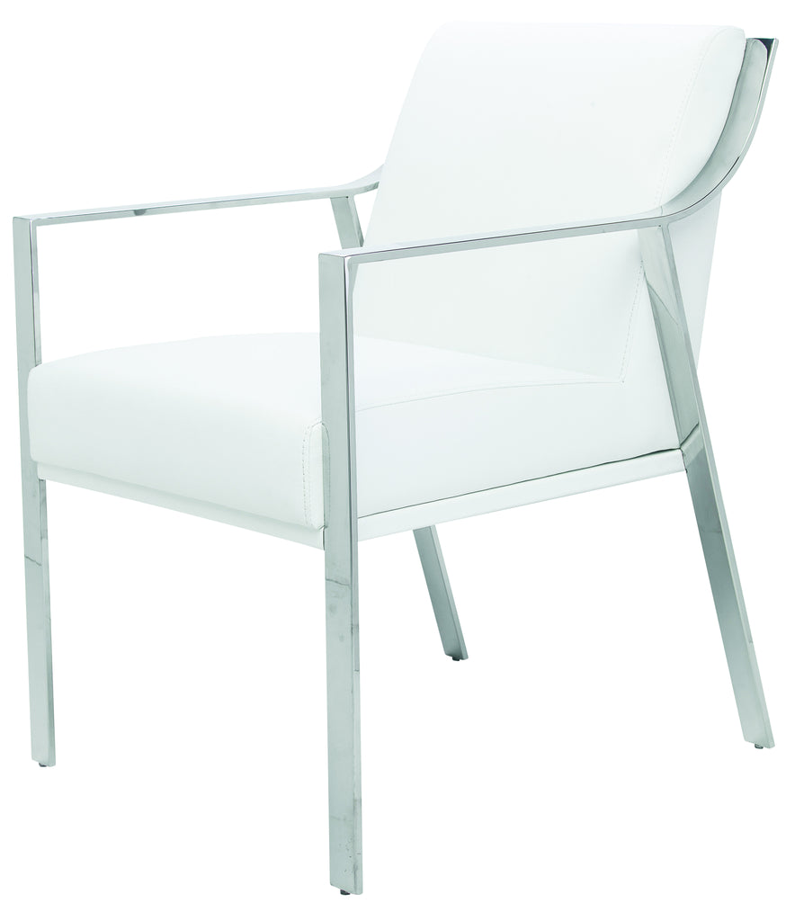 Valentine Dining Chair in Various Colors design by Nuevo
