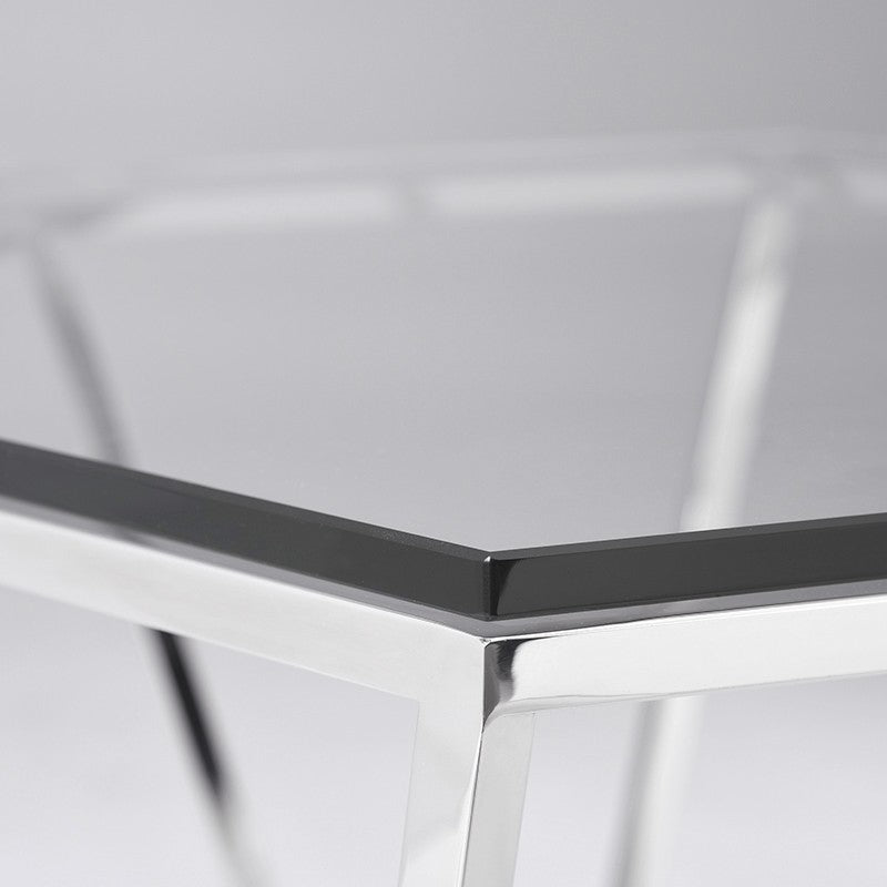 Prime Louisa Side Table In Polished Stainless Steel Design By Andrewgaddart Wooden Chair Designs For Living Room Andrewgaddartcom