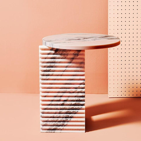 Mya Side Table by Nuevo