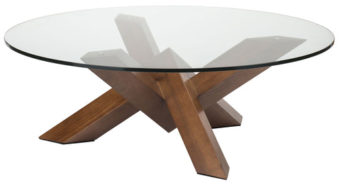 Costa Coffee Table in Various Finishes design by Nuevo