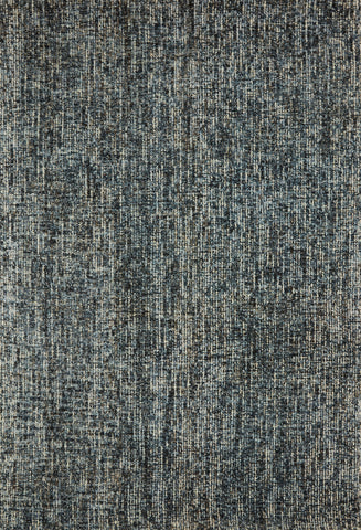 Harlow Rug in Denim / Charcoal by Loloi