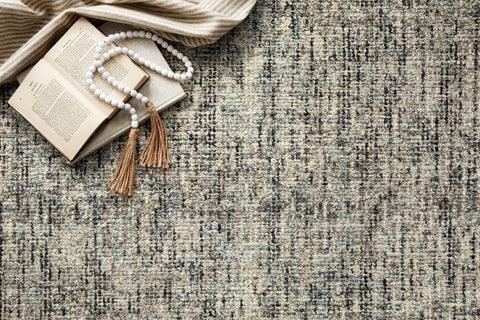 Harlow Rug in Ocean / Sand by Loloi