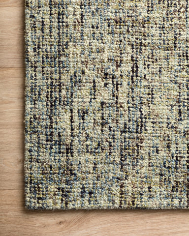 Harlow Rug in Olive / Denim by Loloi