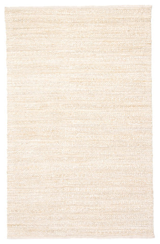 Canterbury Solid Rug in Angora design by Jaipur Living
