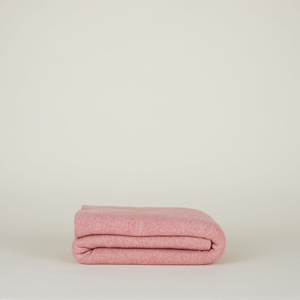 Simple Knit Oversized Throw in Various Colors by Hawkins New York