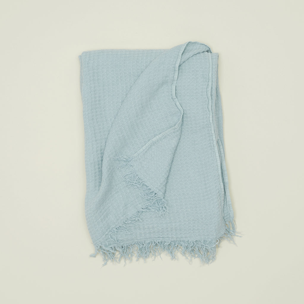 Simple Linen Throw in Various Colors by Hawkins New York