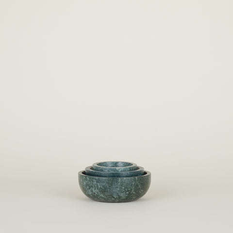 Mara Marble Bowls in Various Colors & Sizes by Hawkins New York
