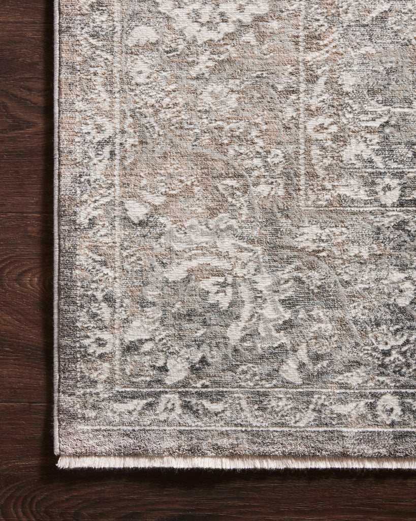 Homage Rug in Stone / Ivory by Loloi