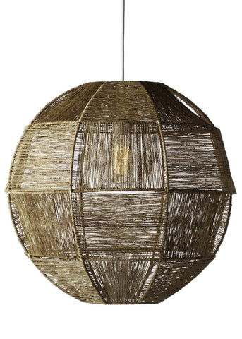 Highball hanging Pendant in Natural design by Selamat