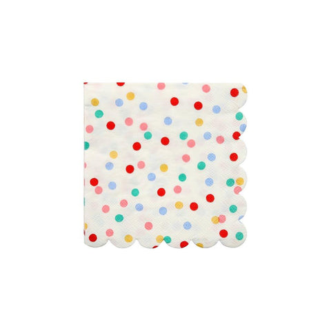 Spotty Small Napkins