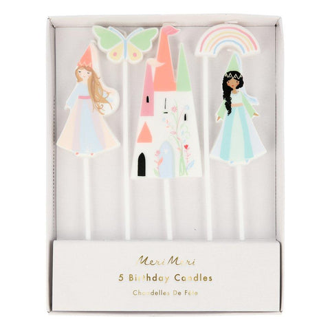 Princess Candles