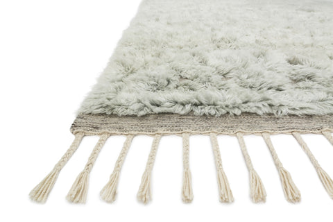 Hygge Rug in Grey & Mist by Loloi