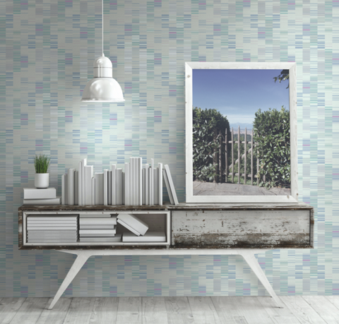 Hal Wallpaper from the Solaris Collection by Mayflower Wallpaper