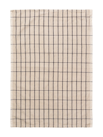 Hale Yarn Dyed Linen Tea Towel by Ferm Living
