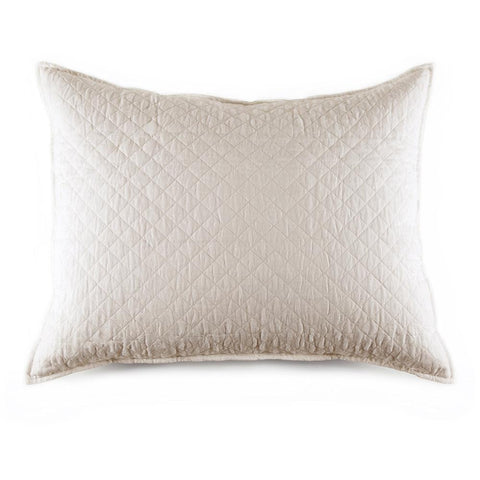 Hampton Big Pillow in Cream design by Pom Pom at Home