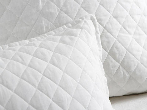 Hampton Big Pillowin White design by Pom Pom at Home