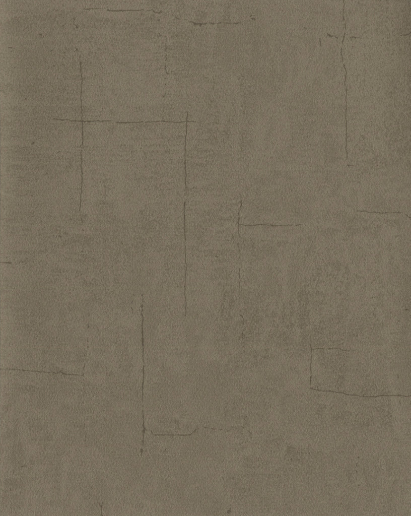 Hard Rock Wallpaper in Dark Grays from Industrial Interiors II by Ronald Redding for York Wallcoverings
