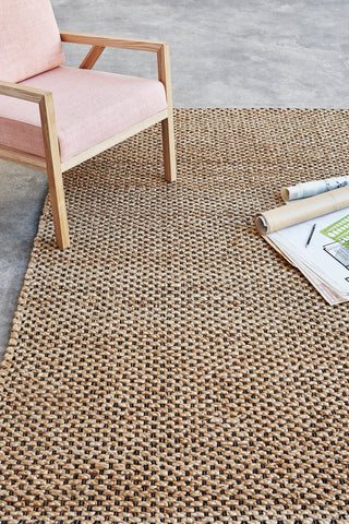 Harvest Rug in Link design by Gus Modern