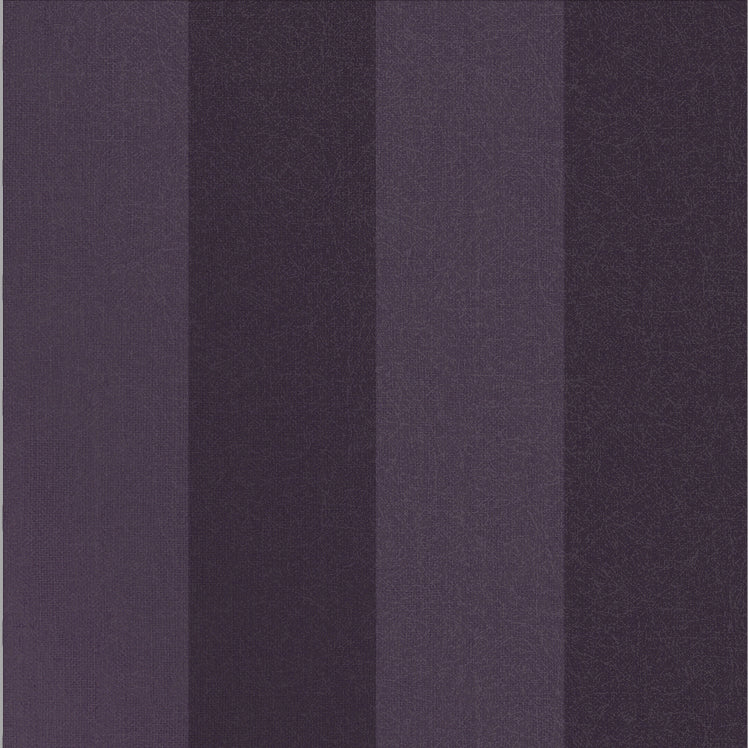 Heritage Stripe Wallpaper in Plum from the Exclusives Collection by Graham & Brown