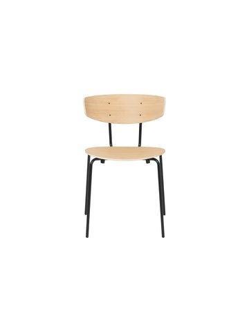 Herman Chair in Natural Oak Veneer by Ferm Living