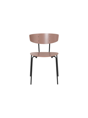 Herman Chair in Dark Rose by Ferm Living