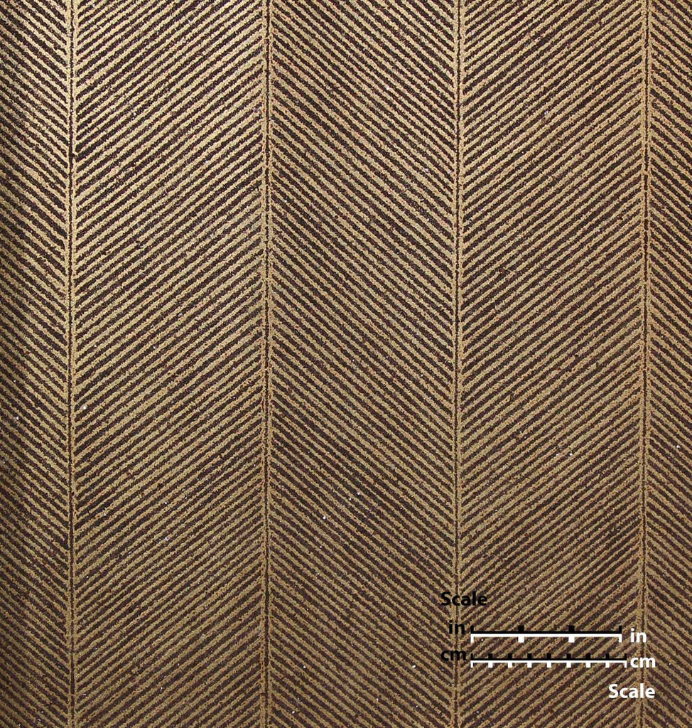 Herringbone Mica Wallpaper from the Desire Collection by Burke Decor
