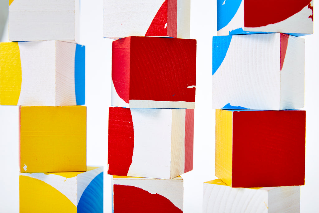Herve Tullet's Blocks design by Areaware