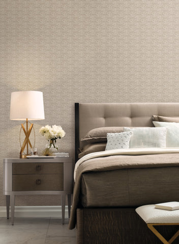 High Society Wallpaper from the Deco Collection by Antonina Vella for York Wallcoverings