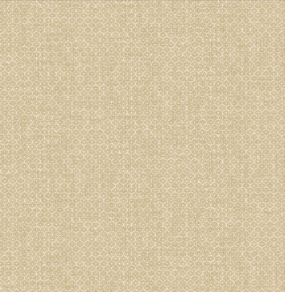 Sample Hip Beige Texture Wallpaper from the Kismet Collection by Brewster Home Fashions
