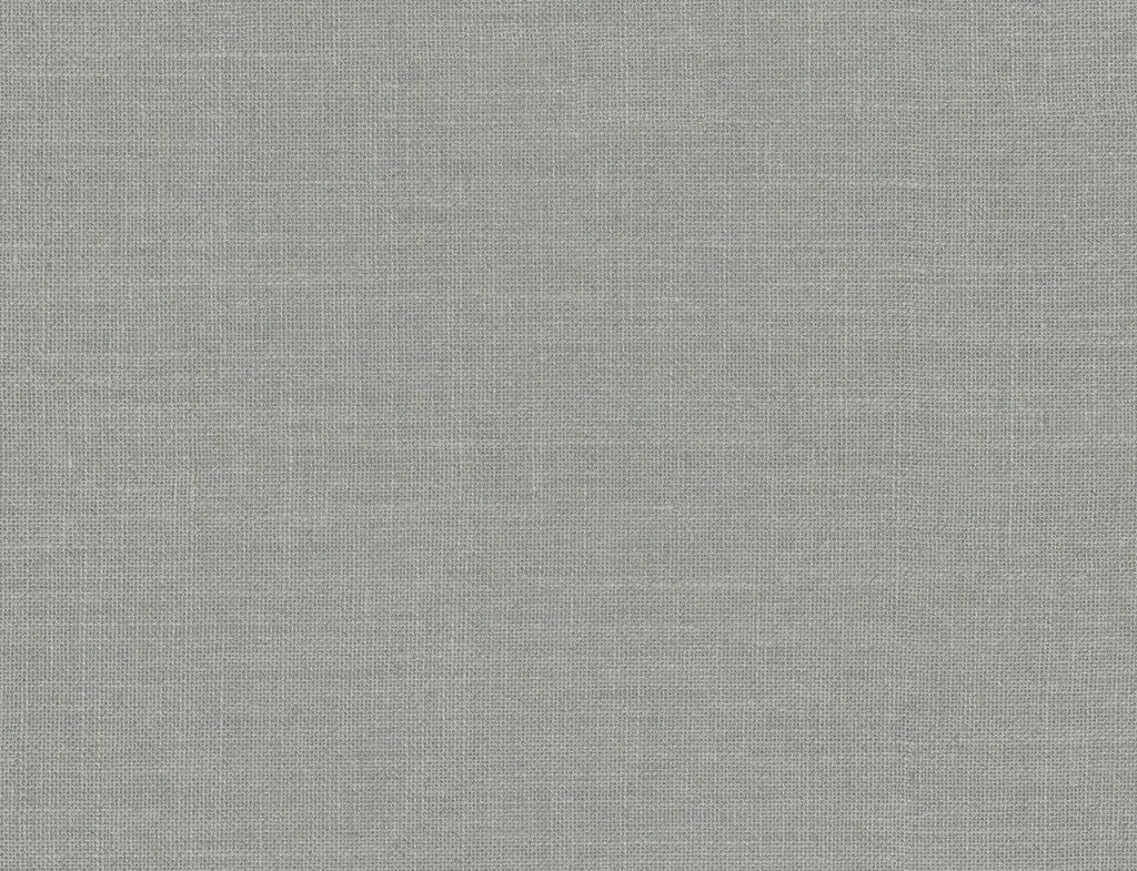 Sample Hopsack Embossed Vinyl Wallpaper in Slate Grey from the Living With Art Collection by Seabrook Wallcoverings