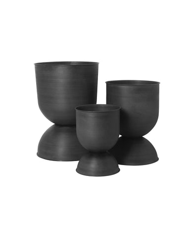 Hourglass Plant Pot in Various Sizes by Ferm Living