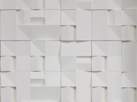 Sample House Ceramics Wallpaper by Studio Roderick Vos for NLXL Monochrome Collection