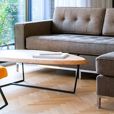 Hull Coffee Table design by Gus Modern