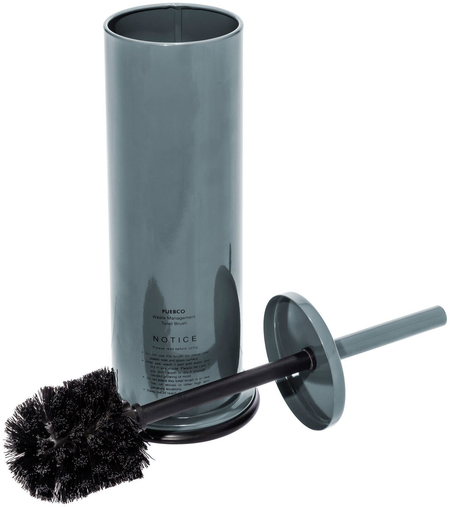 Gray Toilet Brush design by Puebco