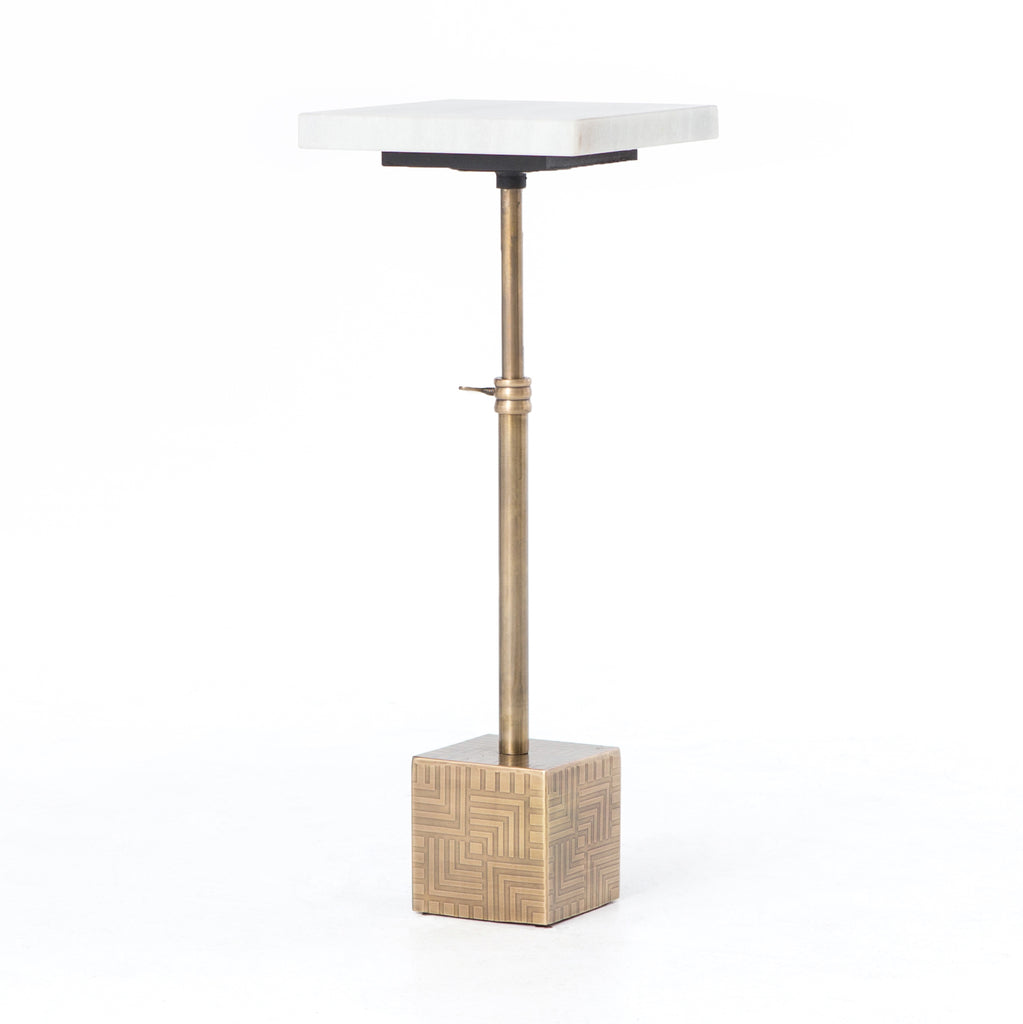 Sirius Adjustable Accent Table in Various Finishes design by BD Studio