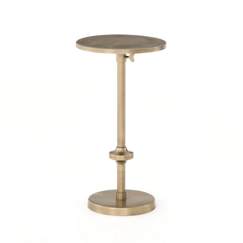 Eileen Adjustable Accent Table in Various Colors by BD Studio