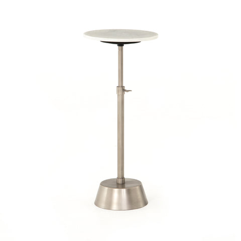 Bree Adjustable Accent Table in Various Colors