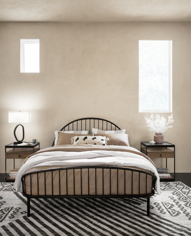 Waverly Iron Bed in Various Sizes