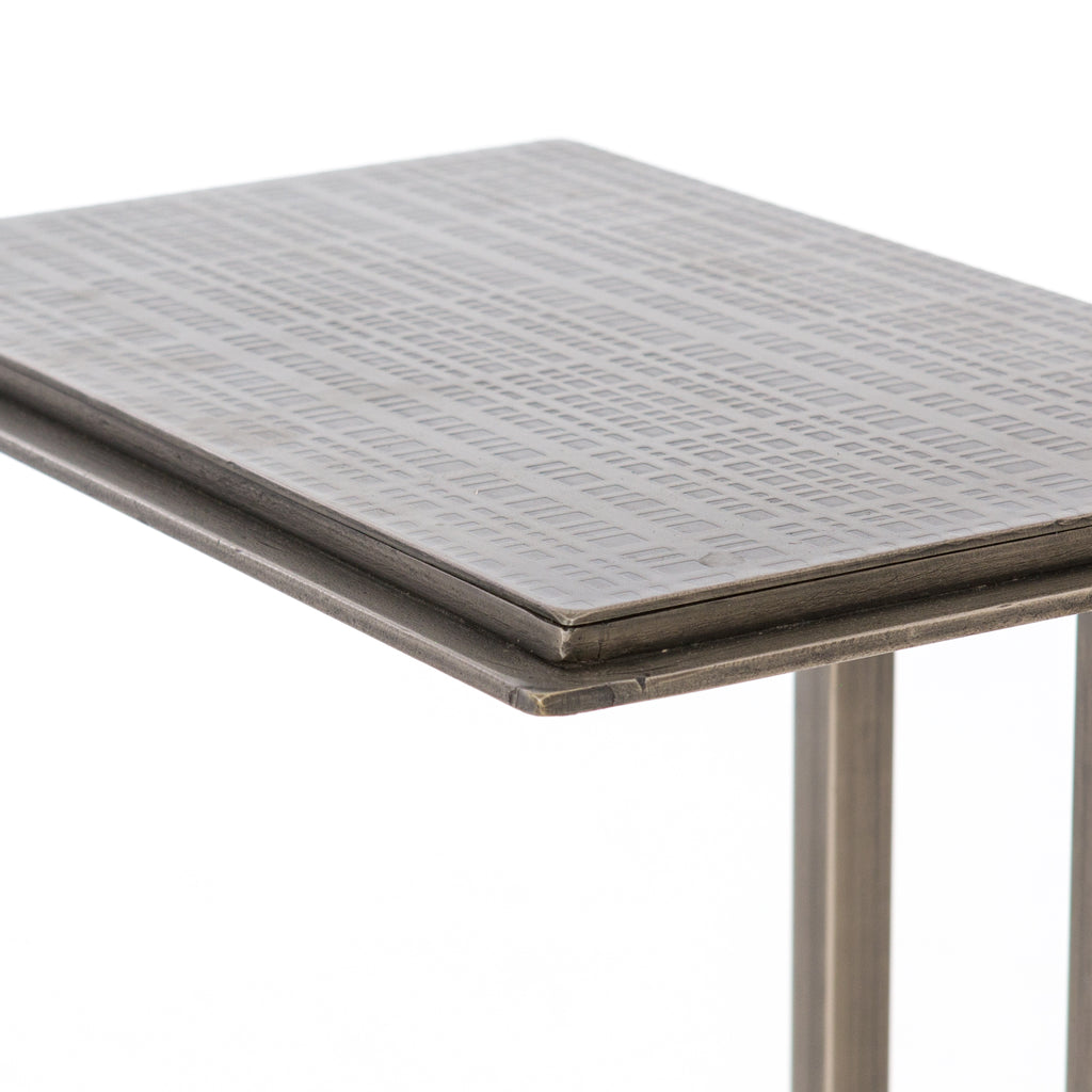 Acid Etch C Table in Various Finishes