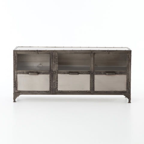 Element Media Console in Nickel
