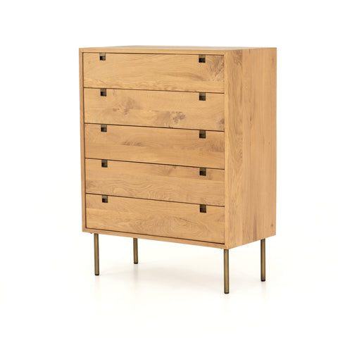 Carlisle 5 Drawer Dresser
