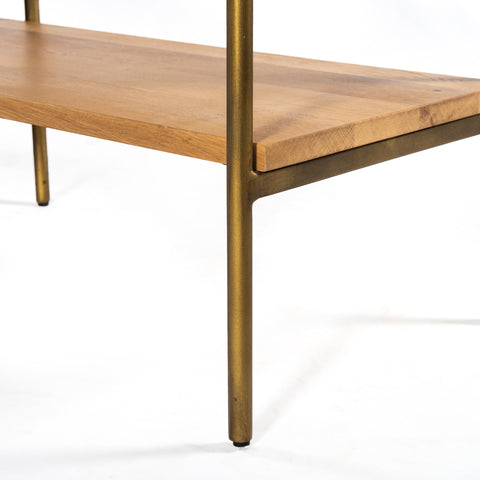 Carlisle Low Console Table