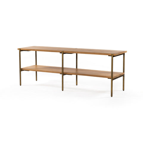 Carlisle Low Console Table by BD Studio