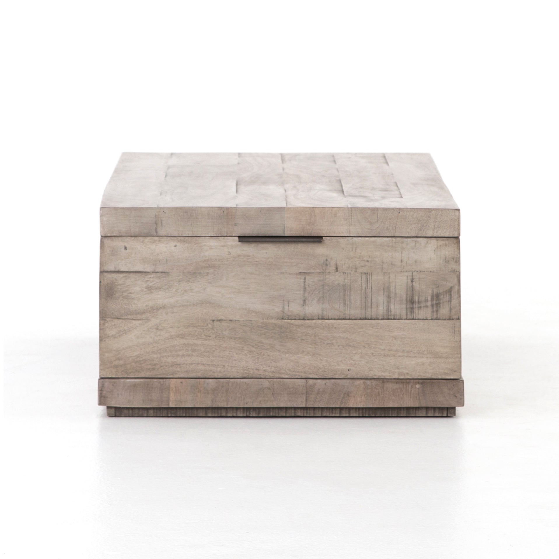 Salvaged Wood Dining Room Tables Dillon Coffee Table In Weathered Salvage Grey Burke Decor