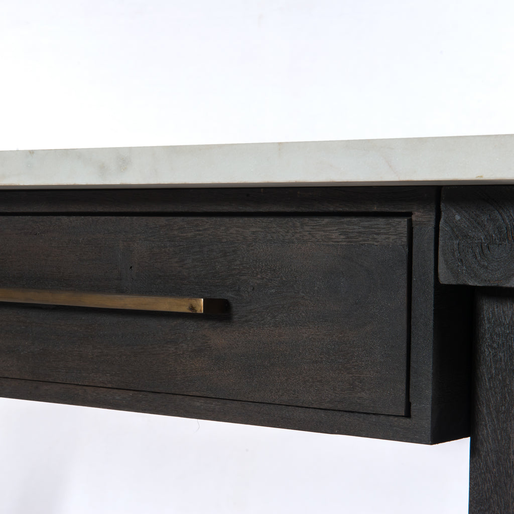 Cayson Counter Table in Dark Anthracite design by BD Studio
