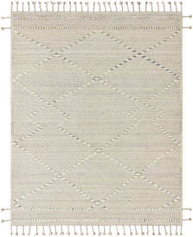 Iman Rug in Ivory / Lt. Grey by Loloi