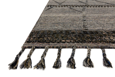 Iman Rug in Grey / Multi by Loloi
