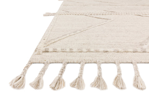 Iman Rug in Beige / Ivory by Loloi