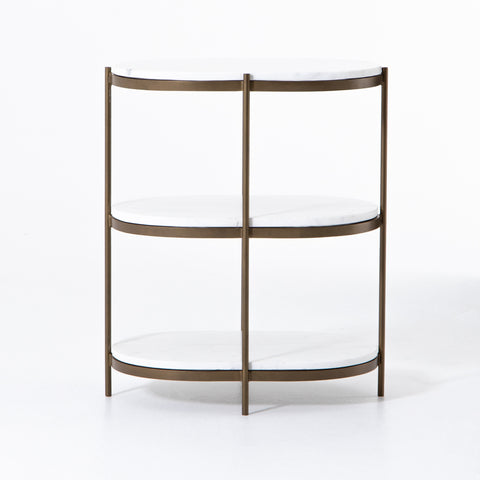Felix Oval Nightstand