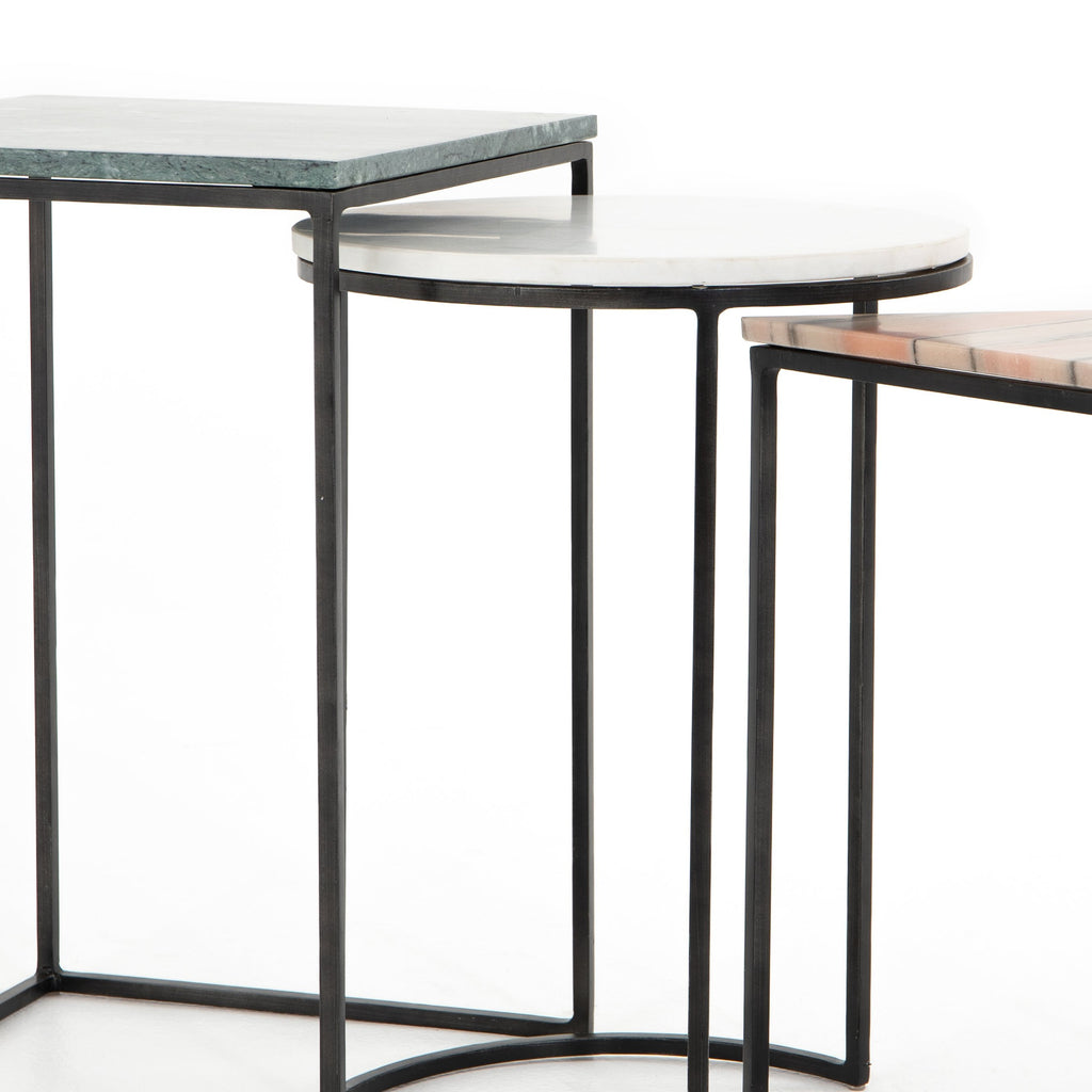 Amari Nesting End Tables by BD Studio
